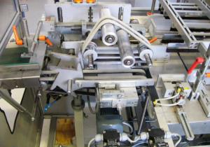 Kiener  Skinetta ASK-30 bundler stretch wrapper for cartons