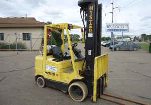 HYSTER S60XM #R0333