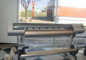 Roland 54 inch printer