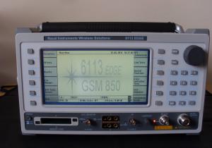Racal/ Aeroflex 6113 EDGE 850-1