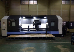 Doosan Puma 600LY CNC