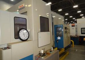 Mazak HV-630 CNC Hori