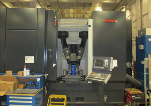 Hwacheon Execho KE700 5-Axis Pa