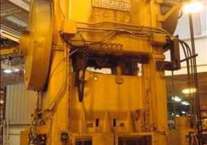 250 Ton Niagara Sc2-250-48 Mechanical Straight-Side Double Crank Press