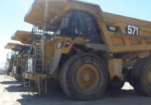 CAT 785D (5 units)