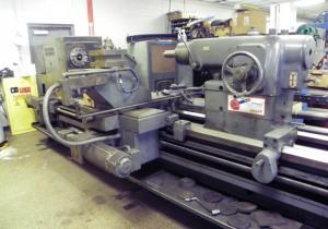 American  CNC Engine Lath