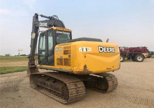 Deere 160D LC