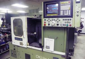 Okuma LB10 CNC Turnin