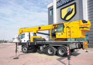 Mobile crane Hidrokon HK 60