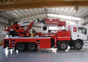 Mobile crane Hidrokon HK 165