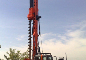 New piling / dr Tescar CF6 CFA