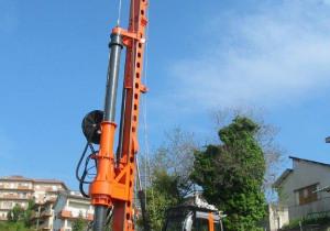 New piling / dr Tescar CF6 DW