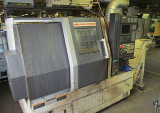 Late Model CNC Production Equipment Used in the Manufacturing of Connecting Rods for the GM Duramax Engine