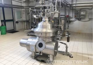 A Complete Mozzarella Manufacturing Facility Incl. Real Estate