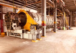 State-of-the-Art Complete Chemical Plant