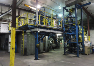 Complete Powder Processing & Packaging Plant