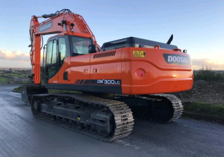 Europe's Largest Heavy Machinery Auction