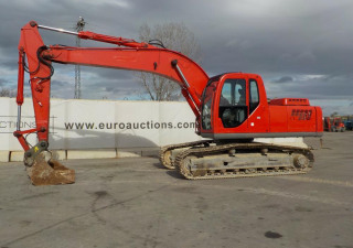 Upcoming Zaragoza Auction of Heavy Equipment