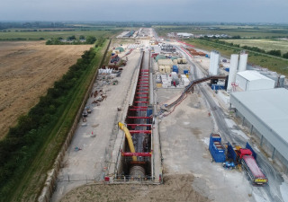 River Humber Gas Pipeline Project Asset