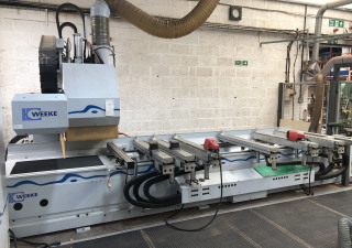 Woodworking and Sheet Metal Working Machinery