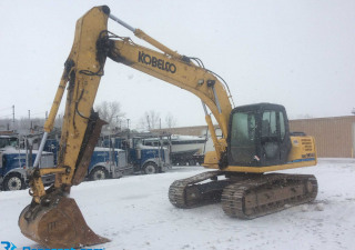 Construction & Heavy Equipment Auction