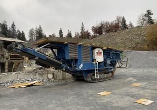 Stone Crusher, Stone Screening Plant & Concrete Mixing Plant