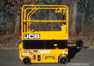 Scissor and Boom lLifts from PMG Techniek