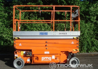 Online Auction of Scissor and Boom Lifts