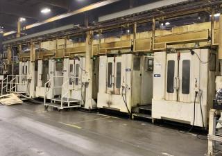 Engine Block Machining Facility