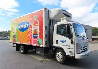 Late Model Refrigerated Trucks