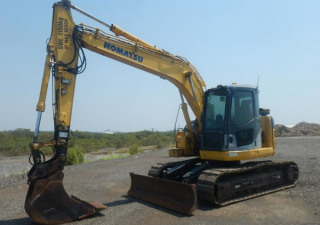 Auction of Construction and Heavy Machinery