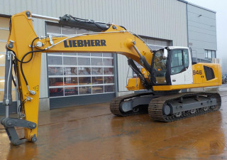 Construction and Heavy Equipment Auction in Leeds