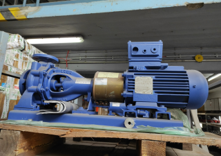 Huge Oil Refinery Equipment and Spare Parts Auction