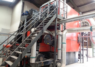 Private Treaty Sale of a 2018 Kriger 1.2 MW Biomass Boiler