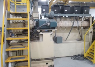 Plastic Extrusion, Thermoforming, Packaging, and Plant Support Equipment