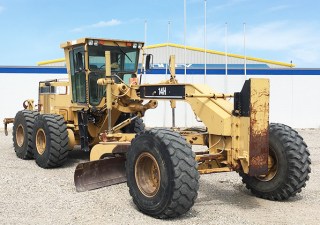 Heavy equipment, trucks, attachments