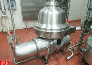Dairy and General Plant Equipment from Berkeley Farms