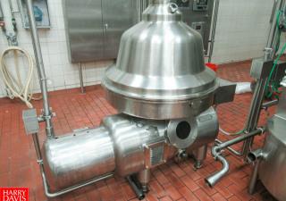 Équipement de production laitière et d'usine générale de Berkeley Farms