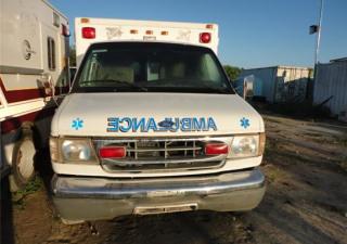 Ford & Chevrole Ambulances & F-