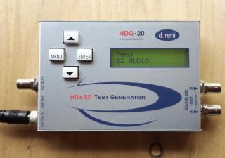 Doremi HDG-20 HD