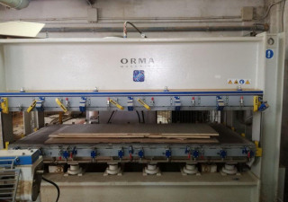 ORMAMACCHINE Press - ORMAMAC