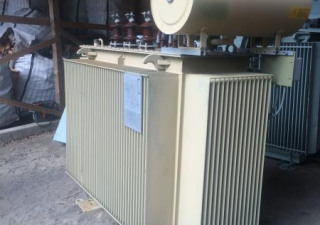 Used ABB 3 phase Dry-type Transformer 3800 kVA / 30000 V to