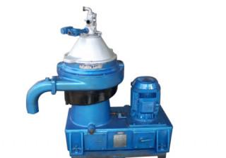 Alfa Laval MFPX 307 oil purifier