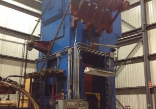 Clearing 1000 Ton Straig