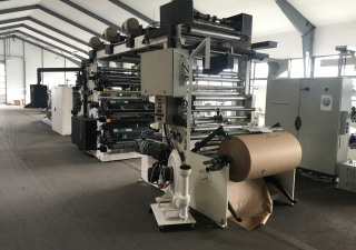 Newlong LHNL610 - STACK 6 COLORS FLEXO
