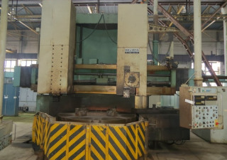 Vertical turning lathe with Digital indication TOZ Hulin SKJ 20A