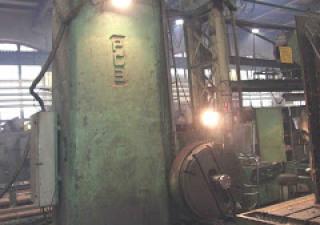 Horizontal boring machine Ryazan 2652
