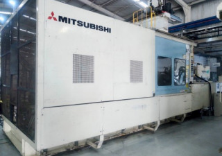 Mitsubishi 1600MM IIIW-240 Injection Molding Machine (2000)