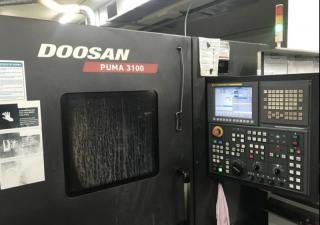 Doosan PUMA 3100