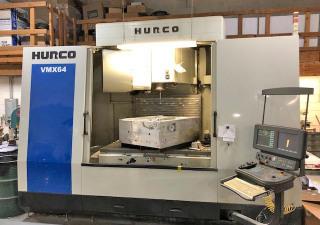 Hurco VMX64-40T